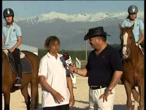 Granada Horse Center en teleidealVídeo reportaje de Granada Horse Center en teleideal