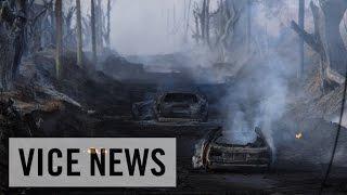 コカイン 暴力 石油盗り(3) 流出する石油に引火した悪逆非道の劫火 – 燃え盛るロス・セタスの焔