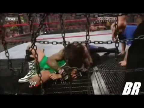 WWE No Way Out 2008 Highlights