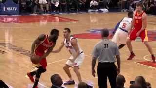 James Harden Top 10 Plays: 2015 NBA All Star Reserve