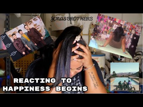 JONAS BROTHERS - HAPPINESS BEGINS (ALBUM REACTION!)