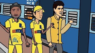 Video IPL 2018 | why Ashwin Leave Csk | Animation ( Tamil ) | Cartoon Pasanga MP3, 3GP, MP4, WEBM, AVI, FLV April 2018
