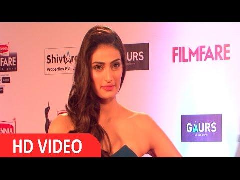 Athiya Shetty At Filmfare Awards 2016