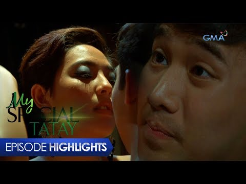 My Special Tatay: Boyet's drunken night with Aubrey | Episode 11
