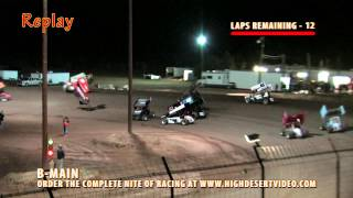 You Be The Judge - 11/8/14 Southern NM Speedway