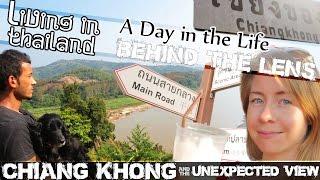 Chiang Khong (Chiang Rai) Thailand  city photos : CHIANG KHONG DAY TRIP, The View Restaurant & Riders Coffee - LIVING IN THAILAND (ADITL BTL EP21)
