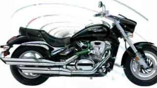 9. 2004 Suzuki Intruder 800 Features