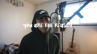 Calum Scott - You Are The Reason (Cover By John Concepcion)