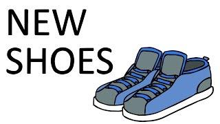 Video New Shoes MP3, 3GP, MP4, WEBM, AVI, FLV Juli 2018