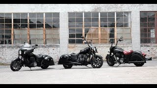 2. New  !! 2018 Indian Springfield Dark Horse Special Edition