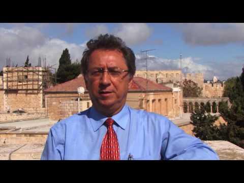 Jeruzsálem az Éjféli Kiáltás Misszió zarándokútján