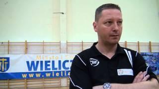 Wywiad 2 po meczu Nbit vs Słone Miasto Wieliczka