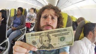 Encontré un vuelo por $20... ¿Qué TAN MALO fue?