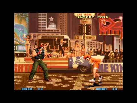 download king of fighter 2001 neo geo