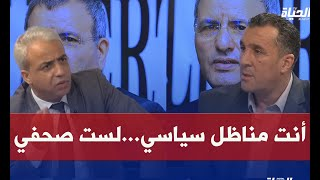 بوليتيك 16جانفي 2021 / جدال بين معزوزي وهابت حناشي حول قضية علي غديري / وملف التمييز بين الفنادق
