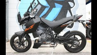 3. 2010 KTM 690 Duke ... The Great Light Weight Single!