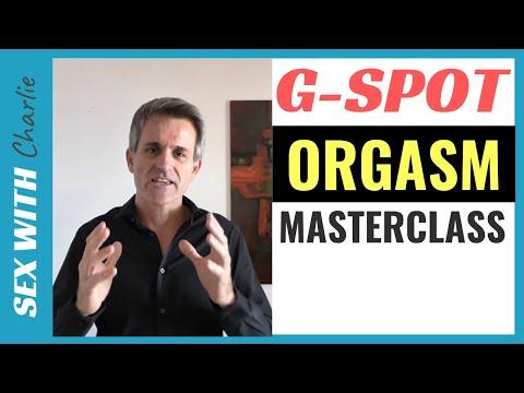 Female Ejaculation G-Spot Orgasm Video -  Masterclass