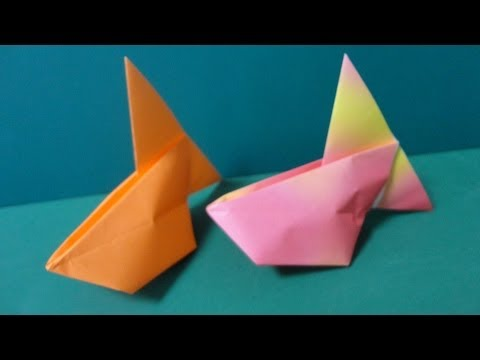 Sea Life Tutorial - 006 -- Gold Fish