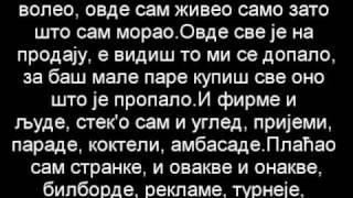 LazarLyrics: http://www.facebook.com/pages/LazarLyrics/140755905986872... Београдски Синдикат - Сведок (сарадник)...
