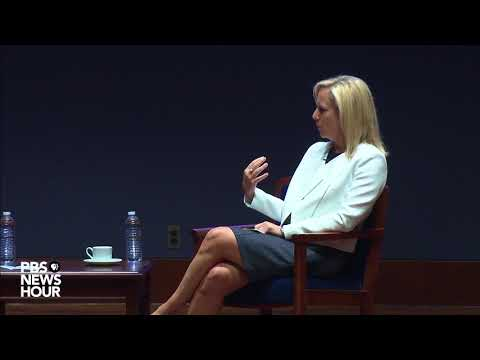WATCH: DHS Secy. Nielsen speaks at National Security Forum