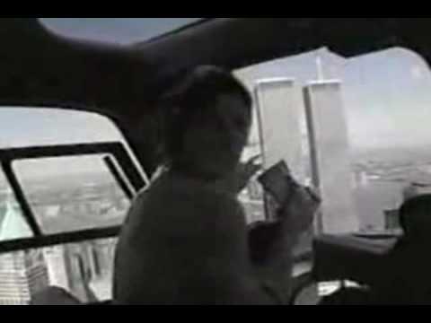 elicottero avvista ufo vicino alle torri gemelle prima del disastro!