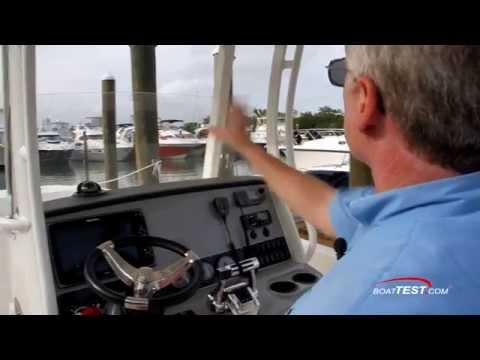 Boston Whaler 270 Dauntlessvideo