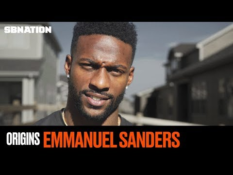 Video: How the rodeo inspired Broncos WR Emmanuel Sanders toward football stardom - Origins, Episode 19