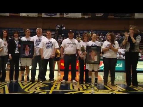 Highlights from Women's Basketball's 2011-12 season