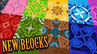 Minecraft: BEST FEATURE EVER? + New Blocks (Snapshot 17w06)