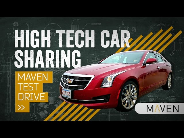 the best zipcar alternative maven car sharing. Black Bedroom Furniture Sets. Home Design Ideas