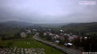 Czaszyn - widok ma miejscowosc.  10.09.2014.