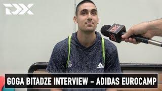 Goga Bitadze Interview - Adidas Eurocamp