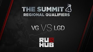 VG vs LGD.cn, game 2