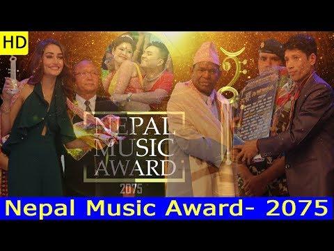 (को हुन् 2075 का उत्कृष्ट कलाकार हेर्नुस् || Nepal Music Award 2075 Full Live - Duration: 2 hours, 24 minutes.)