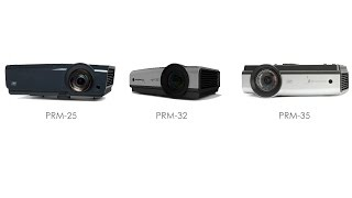 Replace a Lamp in a Projector: PRM-25, PRM-32, PRM-35