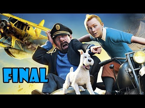 The Adventures of Tintin - Walkthrough - Final Part 6 - Back to Marlinspike | Ending HD