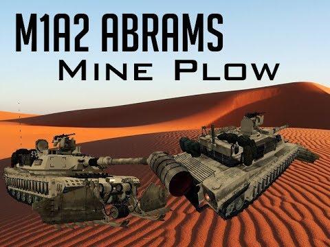 FS17 M1A1 Tank Desert & Woodland Camo v2.0