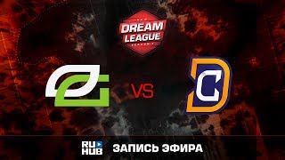 Optic vs Digital Chaos, DreamLeague Season 8, game 1, part 2 [Mila, Lum1Sit]