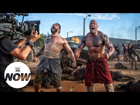Roman Reigns to make movie debut alongside The Rock: WWE Now