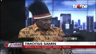 Video Dialog: Operasi Militer di Papua, Perlukah? (Kivlan Zein - Tokoh Adat & Kepala Suku di Papua) MP3, 3GP, MP4, WEBM, AVI, FLV Desember 2018