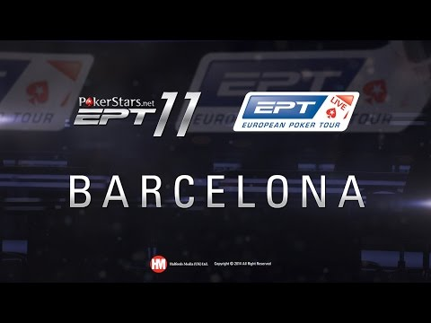 *LIVE* - 2014 European Poker Tour (EPT 11) Barcelona, final table live poker coverage - never miss a moment from the official PokerStars channel –The final table at EPT Barcelona streamed live so...