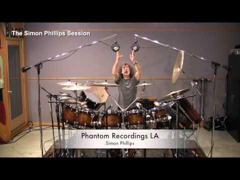 The Simon Phillips Session - Drums Talk