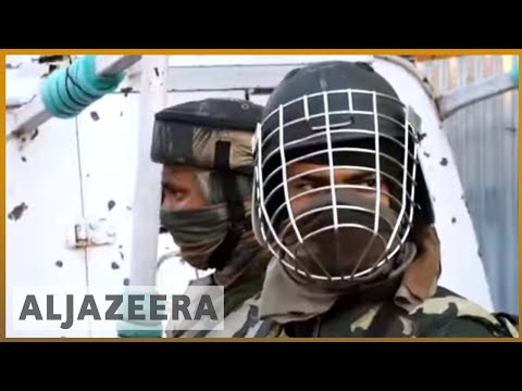 Indian forces kill 11 civilians and rebels in Kashmir