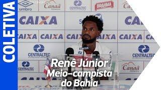 Coletiva - Renê Júnior