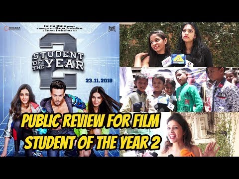 Public Review For Film Student Of The Year 2