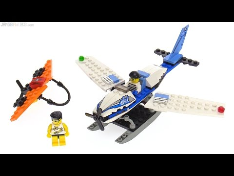 LEGO Island Xtreme Stunts Air Chase from 2002! set 6735