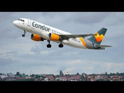 Condor fliegt weiter, Thomas Cook Deutschland kämpft