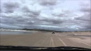 No litoral do Rio Grande do Norte
