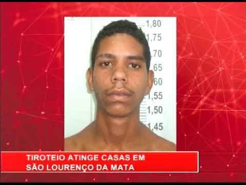 [RONDA GERAL] Tiroteio atinge casas em São Lourenço da Mata