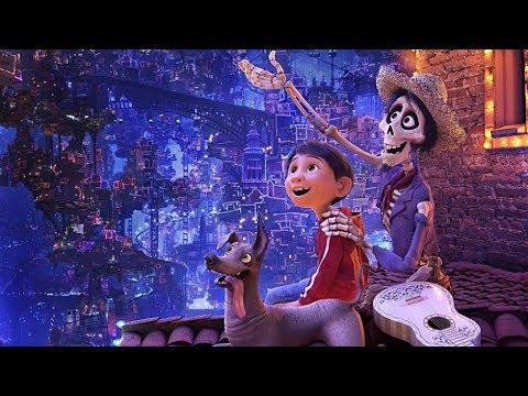 Coco Full Movie 2017 English Compilation - Animation Movies - New Disney Cartoon 2019